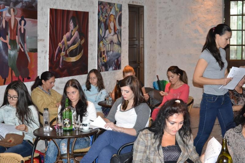 Consultan?? în afaceri - Tulcea 12.09.2015